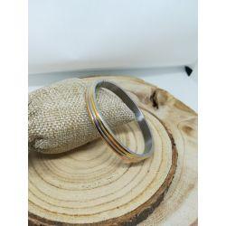 Bracelet jonc Rosina
