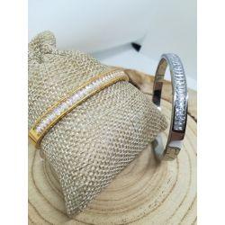 Bracelet jonc Élodie