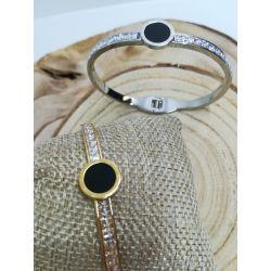Bracelet jonc Adèle