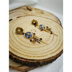 bijoux boucles d'oreilles...